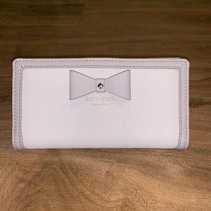 Kate Spade Wallet Lavender